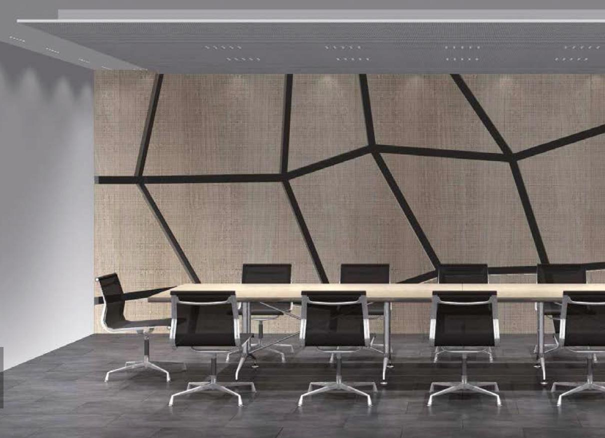 ambienta acoustical panels